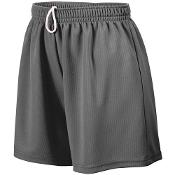 Augusta Ladies Wicking Mesh Shorts