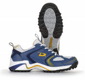 Dita Turf Lite Blue/Yellow Trim