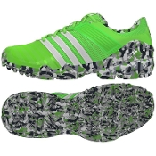Adidas adiPower II Hockey Shoes – Solar Green 2015