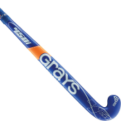 GRAYS 450i Mid Bow Wood Indoor Field Hockey Stick