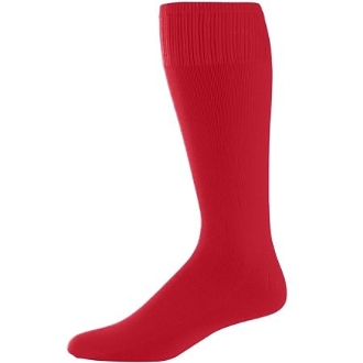 Augusta Game socks - RED