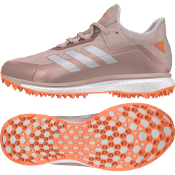 Adidas Fabela X Hockey Shoes 2018 Peach