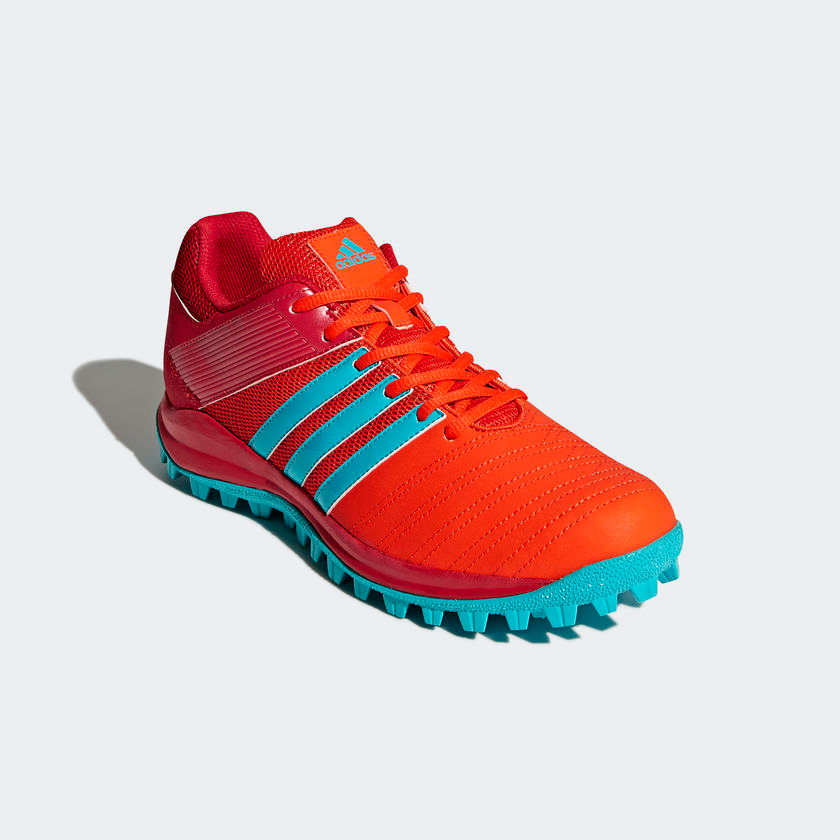 Adidas SRS 4M Hockey Shoes - Red2017